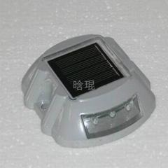 Aluminum Solar Road Stud White/ Red led flashing Model HK-JD110
