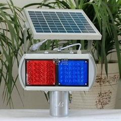 Super powered Solar Flashing Warning light Model HKJB202