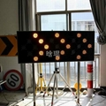 Zhejiang Hankun Solar Traffic Signal with 25 groups led flashing Model HK-JP25
