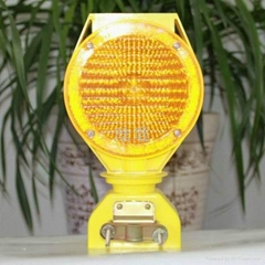 Solar Warning sign light lamp Model HK-JL330