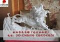 北京雕刻石狮子