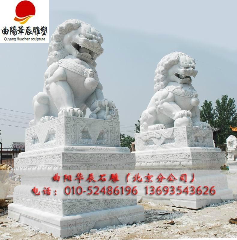 石雕狮子 1