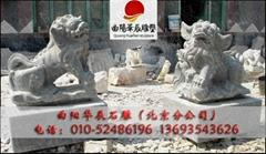 雕塑石雕獅子