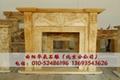 北京石雕壁炉 2