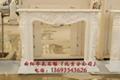 北京石雕壁炉 5