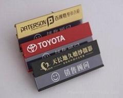 Shanghai zhnis professional custom badges, famous brand