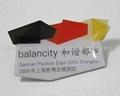 Shanghai Zhnis Chinese printing badge