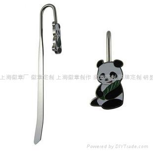 Shanghai Zhnis bookmark making badge factory 1