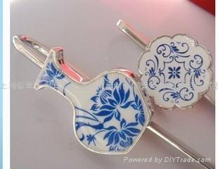 Shanghai Zhnis bookmark making badge factory 3