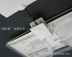 上海卓尼斯徽章识别证卡套和挂绳