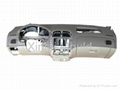 plastic auto car instrument panel mold/