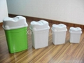 plastic injection dustbin mould/ mouding