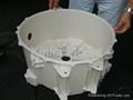 plastic washing machine parts mould 1