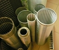 sellV shaped wire welded stainless steel screens
