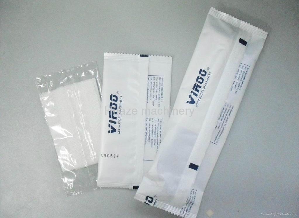 Wet Wipe Packaging Machine 5