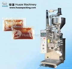 Tomato Sauce and Ketchup Pouch Kethup Packaging Machine