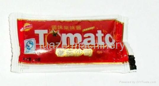 Tomato Sauce and Ketchup Pouch Kethup Packaging Machine 3