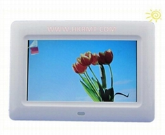 800 *480 7 Inch Digital Photo Frame