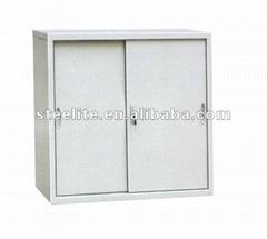 Metal Sliding Door Office Cabinet