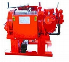 5 Ton Air Winch