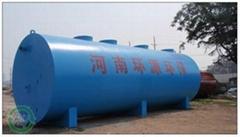 污水处理设备药制剂污水处理设备