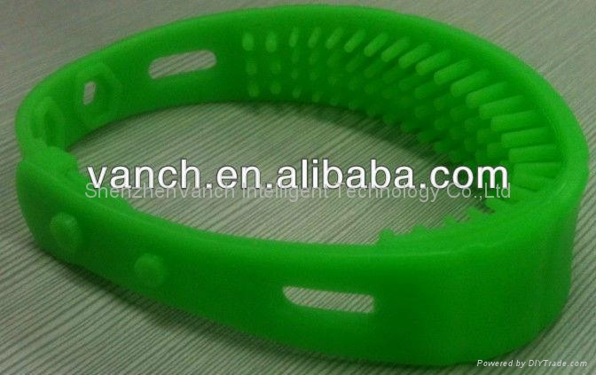 RFID wristband Tag for tourist Special personnel management 1
