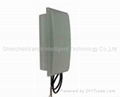 parking long range reader uhf rfid