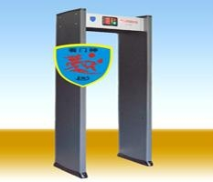 Walk-Through Metal Detector 1