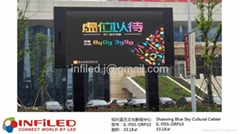 LED board display for Outdoor
