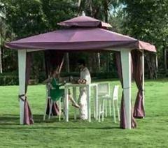 ARTIE GARDEN outdoor PE wicker tent