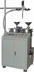 半自动齿轮泵式灌胶机