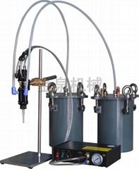 压力式双液点胶机