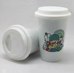 11oz Double Wall Latte Mug