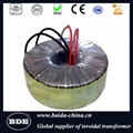 12v Toroidal Transformer For Led Lighting And Amplifier