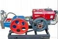High Pressure Washer With Diesel Engine