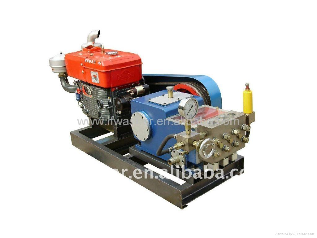 LF-8/55 Hydraulic pressure testing machine  1