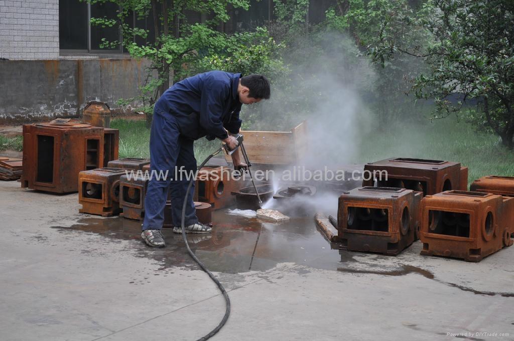 LF-8/55 Hydraulic pressure testing machine  3