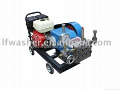 15 HP gasoline power pressure washer