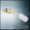 "1/2"" inch mini plastic float valve"