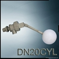 "3/4""DN20CYL mini hydraulic flow control"