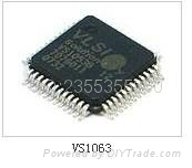 音频芯片-VS1063