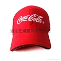 coca棒球帽 2