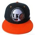 毛球棒球帽 5