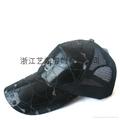 骷髅棒球帽