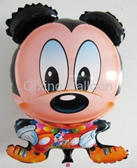 mickey foil balloon disney balloon helium balloon
