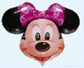 Mickey minnie foil balloon promotion