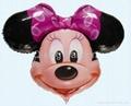 Mickey minnie foil balloon promotion balloon 1