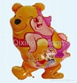 winnie foil balloon disney balloon