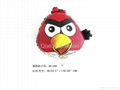 angry bird angry pig foil balloon helium