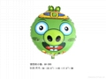 angry bird angry pig foil balloon helium balloon 2